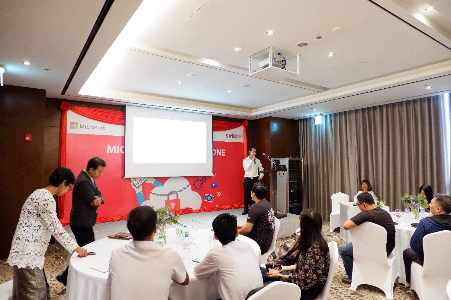 Mr. Thet Htun Aung – Technology Strategist – APAC Partners CTO Office from Microsoft